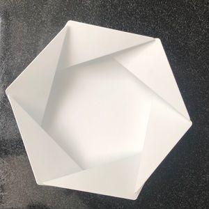 Alessi origami bowl
